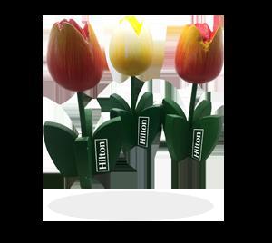 houten-tulpen-hilton