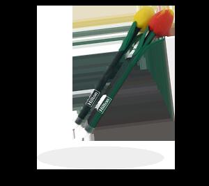 tulp-pennen-met-logo-hilton